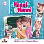 Hanni und Nanni - Tolle Stimmung mit Hanni und Nanni (CD) Cover