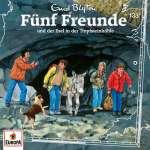 Fünf Freunde und der Esel in der Tropfsteinhöhle (CD) Cover