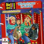 Adventskalender - Wintertraum in Gefahr (2 Hörbuch-CD) Cover