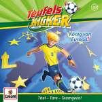 König von Europa! Cover