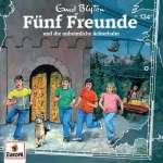 Fünf Freunde und die unheimliche Achterbahn Cover