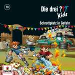 Schrottplatz in Gefahr 78 (Hörbuch-CD) Cover