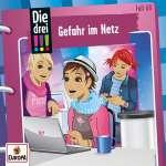 Die drei !!! (68) : Gefahr im Netz Cover