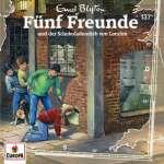 Fünf Freunde und der Schokoladendieb von London (CD) Cover
