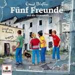 und die Geisterstadt (Hörbuch-CD) Cover