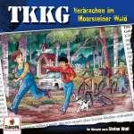 TKKG - Verbrechen im Moorsteiner Wald (CD) Cover