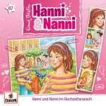 Hanni und Nanni - im Hochzeitsrausch (CD) Cover
