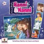 Schlaflose Nächte mit Hanni und Nanni (Hörbuch-CD) Cover