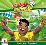 Blau-Gelb in Bayern! (Hörbuch) Cover