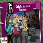 Gefahr in den Ruinen (HB) Cover