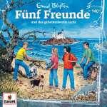 Fünf Freunde und das geheimnisvolle Licht (1 CD)) Cover
