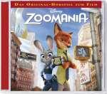 Zoomania Cover