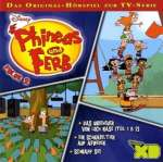 Phineas und Ferb Folge 2 Cover