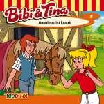 Bibi & Tina - Amadeus ist krank Cover