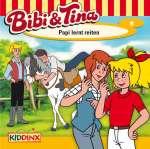 Bibi & Tina - Papi lernt reiten Cover