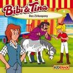 Bibi & Tina - Das Zirkuspony Cover