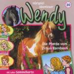 Wendy - Die Pferde vom Zirkus Rombasti Cover