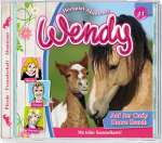 Wendy  Nr. 71 auf der Curly Horse Ranch Cover