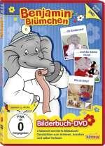 Benjamin Blümchen als Kinderarzt ; Benjamin Blümchen und der kleine Hund ; Wo ist Otto? Cover