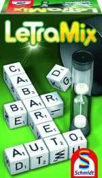 LeTraMix Cover