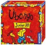 Ubongo Junior 3-D Cover