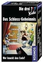 Das Schloss-Geheimnis Cover