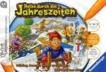 Reise durch die Jahreszeiten - Tiptoi - Spiel Cover