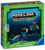 Minecraft Builders & Biomes Cover