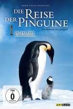 Die Reise der Pinguine Cover
