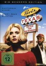 Paris, Texas Cover
