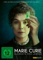 Marie Curie Cover