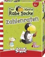 Der kleine Rabe Socke - Zahlenraten Cover