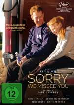 Sorry we missed you Cover