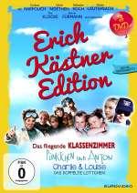 Erich Kästner Edition - Das fliegende Klassenzimmer ; Pünktchen und Anton ; Charlie & Louise ; Das doppelte Lottchen  Cover