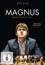 Magnus - der Mozart des Schachs  Cover
