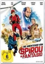 Die Abenteuer von Spirou und Fantasio (DVD) Cover