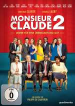 Monsieur Claude 2 Cover