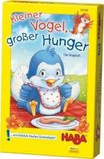 Kleiner Vogel, grosser Hunger (ab 3 J) Cover