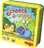Schneck di-wupp! (Spiel) Cover