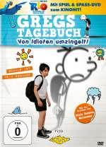 Gregs Tagebuch 1 - Von Idioten umzingelt! Cover
