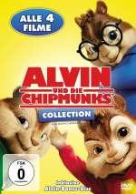 Alvin und die Chipmunks (5 DVDs) Cover