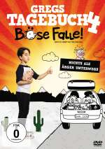Gregs Tagebuch 4 - Böse Falle Cover