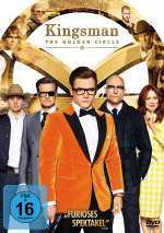 Kingsman Cover
