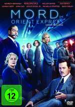 Mord im Orient Express Cover