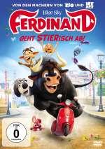 Ferdinand geht stierisch ab! Cover