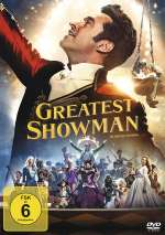 Greatest Showman (DVD) Cover