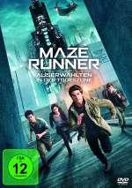 Maze runner - Die Auserwählten in der Todeszone Cover