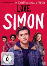 Love, Simon Cover
