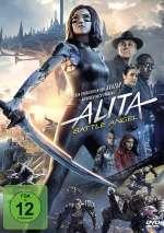Alita: Battle Angel Cover