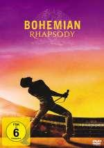 Bohemian Rhapsody (DVD) Cover